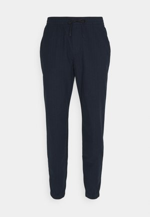 MENSWEAR JOGGER  - Trousers - navy