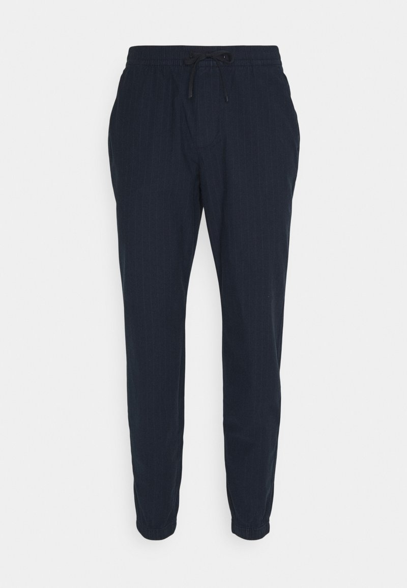 Abercrombie & Fitch - MENSWEAR JOGGER  - Trousers - navy