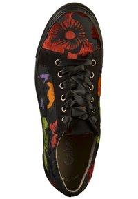 Gabor - Sneakers laag - black/multi-color - 1