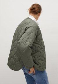 Mango - CARROT - Light jacket - kaki - 2