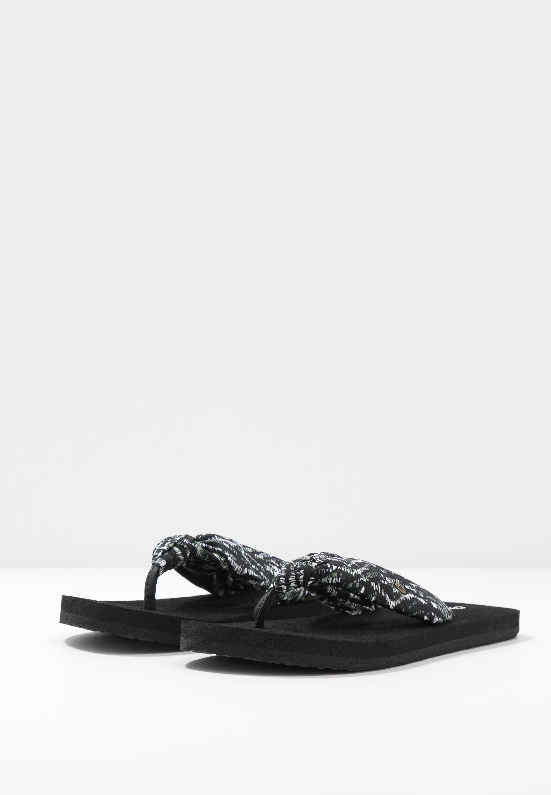 Scarpe da donna O'Neill DITSY SUN Sandali da bagno black/white