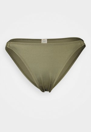 KALAMA - Bikini bottoms - green