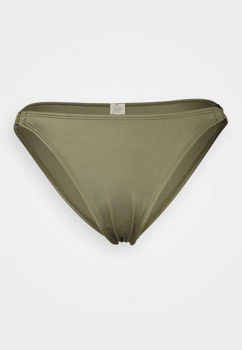 DORINA - KALAMA - Bikini bottoms - green