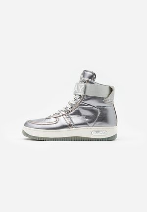 EPIC ENDURANCE - High-top trainers - dark silver