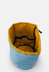 TYPO - UTILITY CARRY ALL CASE UNISEX - Wash bag - dusty blue/washed mustard - 2