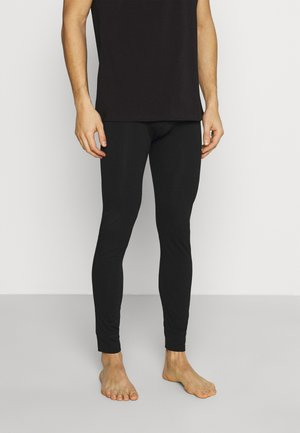 SEASONAL SOLID LONG JOHNS - Base layer - black beauty