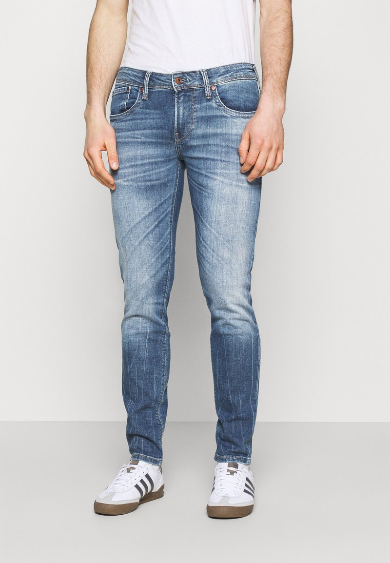 Pepe Jeans - HATCH - Slim fit jeans - denim