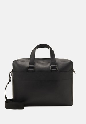 LEATHER - Portafolios - black