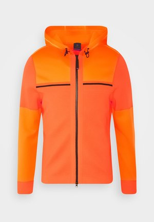 LUCO - Zip-up hoodie - orange