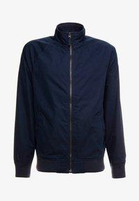 GAP - UNFILLED HARRINGTON  - Summer jacket - new classic navy - 4