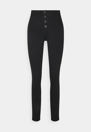 SUPER STRETCH SUNNY  - Trousers - jet black