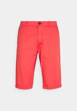 JOSH  - Shorts - plain red