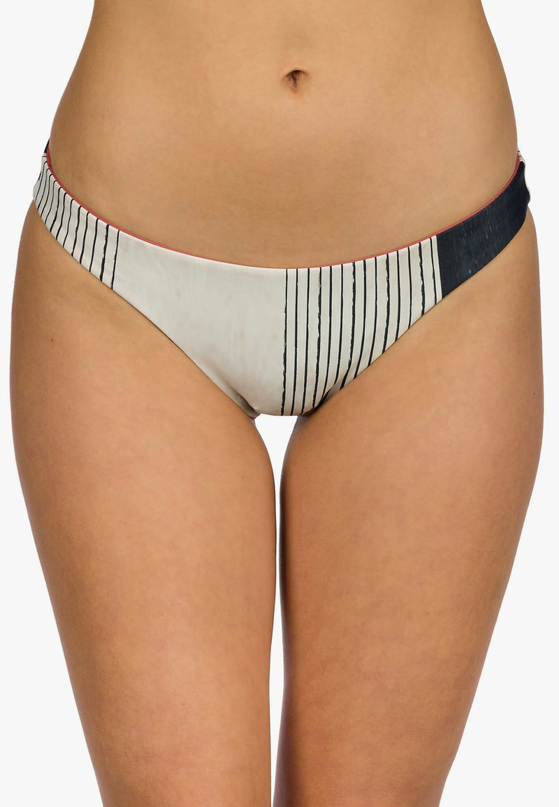 Rip Curl - OPEN ROAD REVO GOOD - Bikini bottoms - off-white