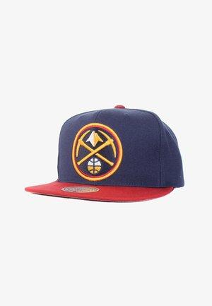 NBA DENVER - Cap - blau