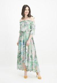Nicowa - NERMINI  - Maxi dress - green - 0