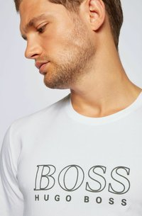BOSS - Pyjama top - white