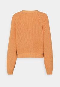 Monki - Cardigan - dusty light orange - 2