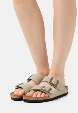 ARIZONA EARTHY VEGAN - Mules - faded khaki