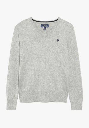 Jumper - grey heather