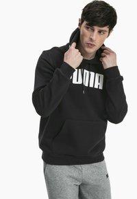 Puma - Sweatshirt - cotton black - 0