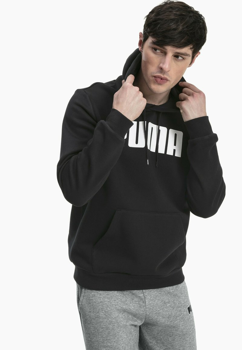 Puma - Sweatshirt - cotton black