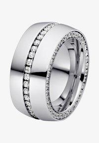 Heideman - MIT SWAROVSKI STEIN - Ring - silver-coloured - 0