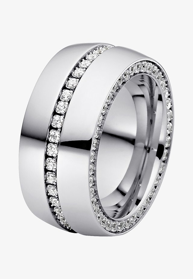 DAMENRING DUCTUS - Bague - silver-coloured