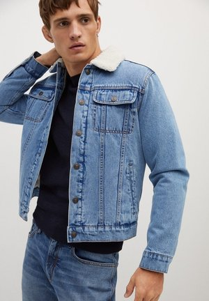 WASP - Denim jacket - hellblau