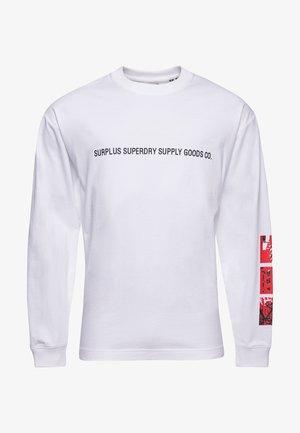Pitkähihainen paita - optic