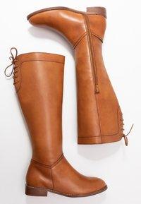 mint&berry - Boots - cognac - 3