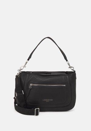 HOBO L - Handbag - black
