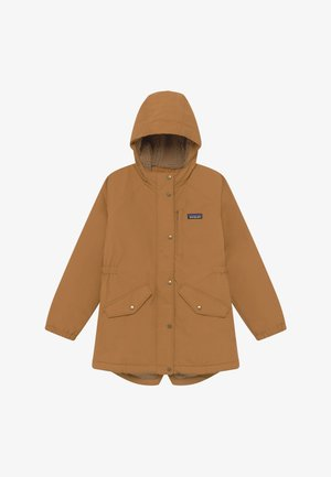 GIRLS INSULATED ISTHMUS - Talvitakki - umber brown