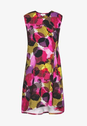 SERRENA DRESS - Day dress - magenta