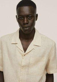 Mango - BOWLING REGULAR-FIT  - Shirt - beige - 3