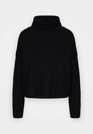 HANNI - Jumper - black