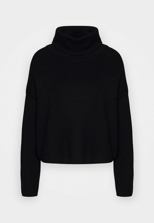 HANNI - Pullover - black