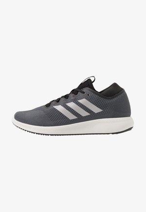 EDGE FLEX - Neutral running shoes - grey six/tech silver metallic/core black