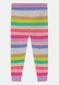GAP - TODDLER GIRL CRAZY STRIPE  - Legíny - multi-coloured - 1