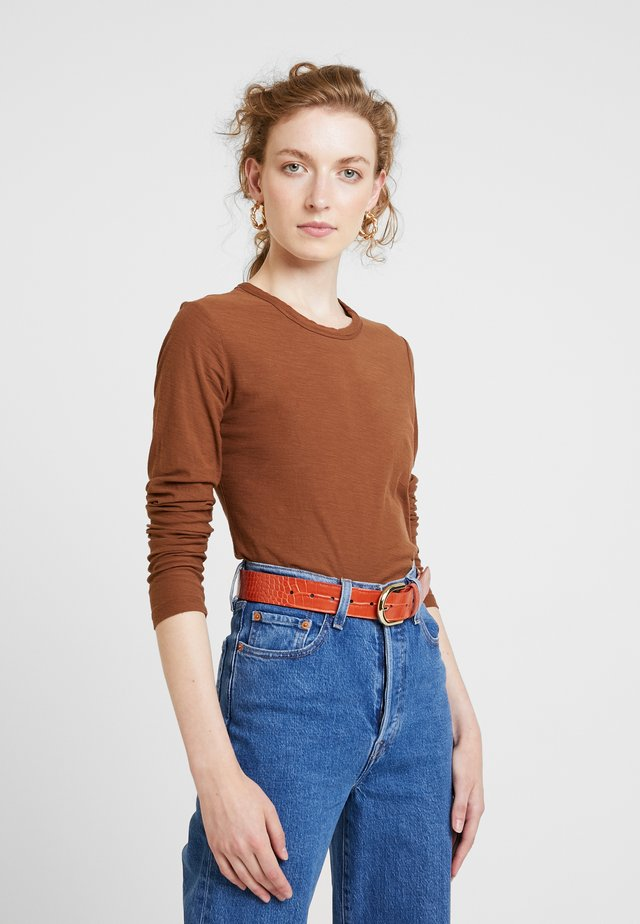 ANY - Long sleeved top - dachshund