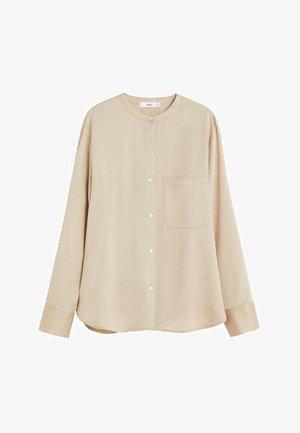 MAOSAT - Koszula - beige