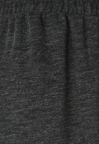 Pieces - PCRELINO PANTS  LOUNGE - Tracksuit bottoms - dark grey melange - 2