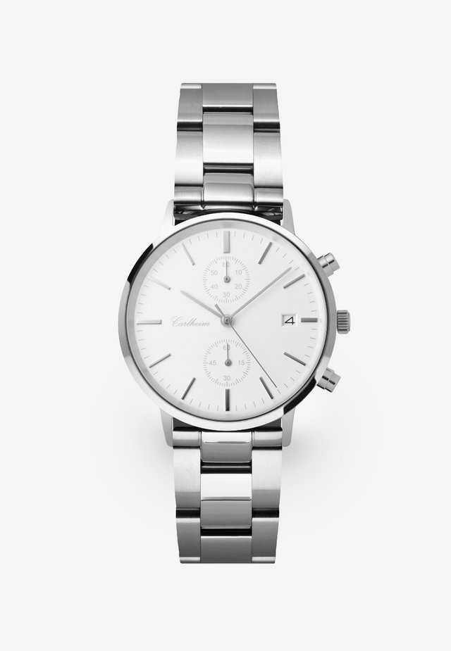 TILFREDSHED 40MM - Watch - silver-white