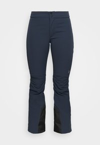 STRETCH PANTS - Ski- & snowboardbukser - blue shadow