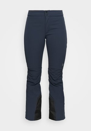 STRETCH PANTS - Pantalón de nieve - blue shadow