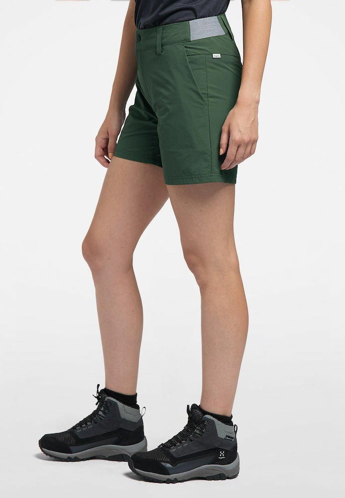 Haglöfs - AMFIBIOUS SHORTS - Outdoor shorts - fjell green