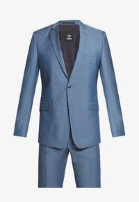 ALLEN MERCER - Suit - blue