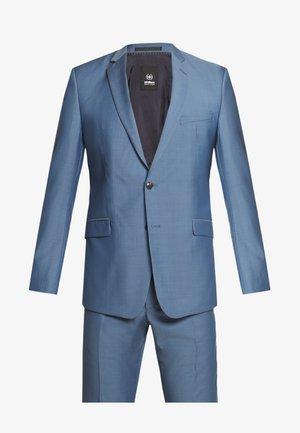ALLEN MERCER - Oblek - blue