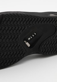 Reef - FANNING PRINTS - Sandály s odděleným palcem - black - 5