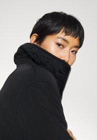Lindex - COAT ANDIE QUILT - Classic coat - black - 3