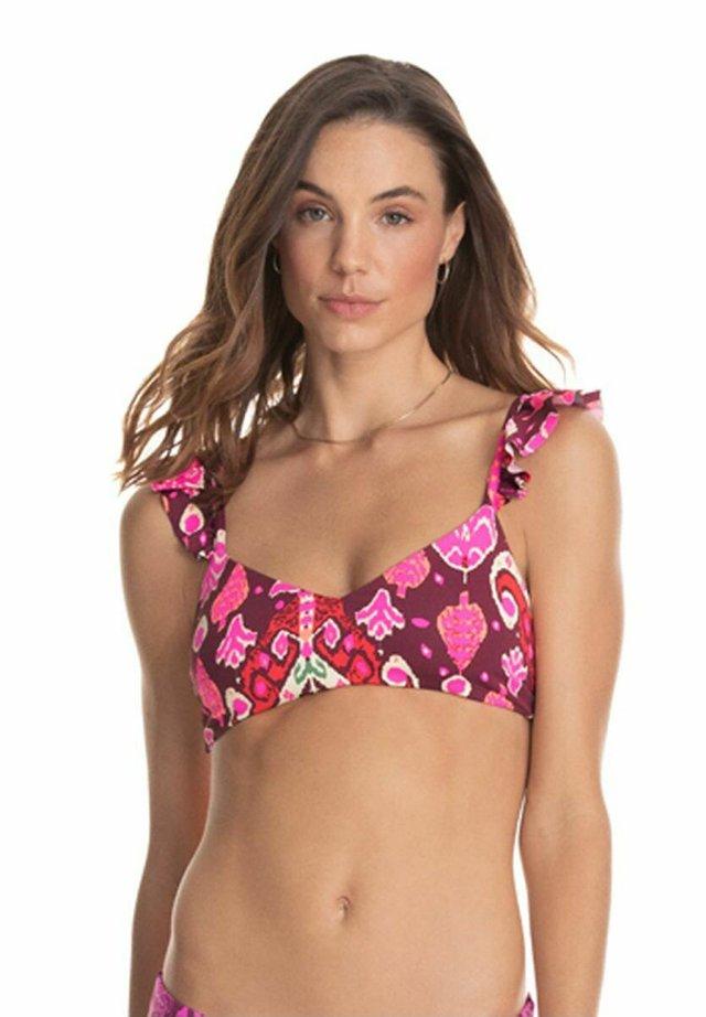 Top de bikini - pink